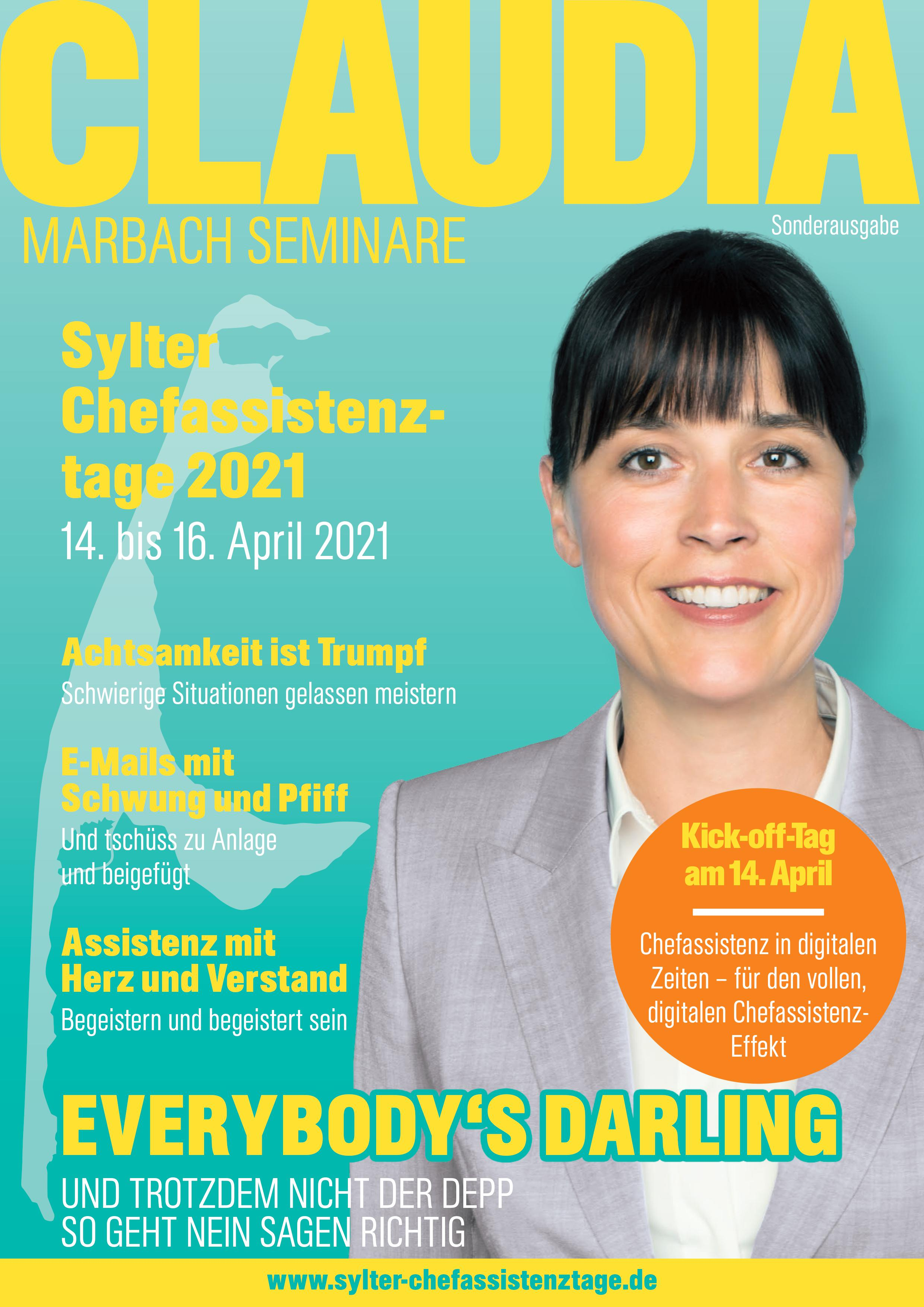Cover Sylter Chefassistenztage 2021